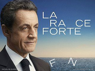sarkozy race forte espace vital 9