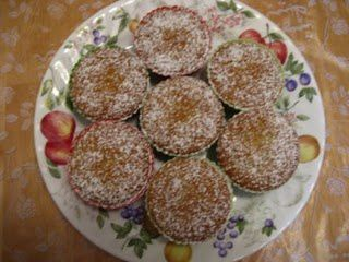Cupcake &#xE0; l'huile d'olive &#x643;&#x639;&#x643; &#x628;&#x632;&#x64A;&#x62A; &#x627;&#x644;&#x632;&#x64A;&#x62A;&#x648;&#x646;