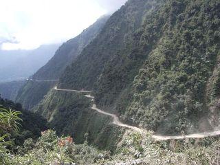 La Paz Route de la mort (11)