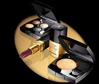 Chanel - maquillage automne 2008