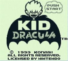 kid dracula gameboy