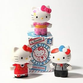 hello kitty blindbox figures 2
