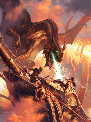 The Dragon Below Michael Komarck