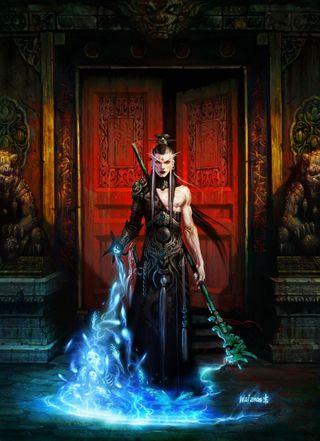 Wei Wang- Orient Wizard
