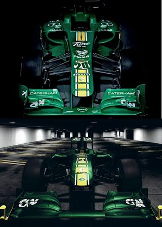 caterham-comparatif