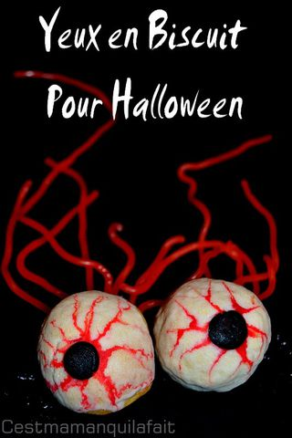 yeux en biscuit pour halloween tutoriel et recette (11)