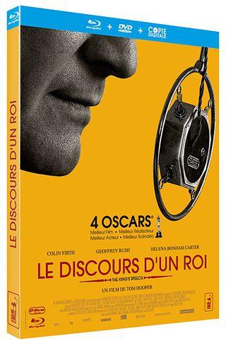 sortie dvd le discours d 39 un roi le film aux 4 oscars reviewdepresse l 39 actu s ries tv. Black Bedroom Furniture Sets. Home Design Ideas