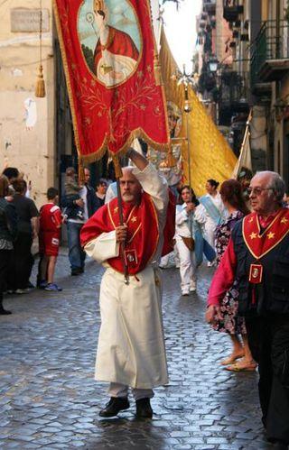 498b Napoli, San Gennaro