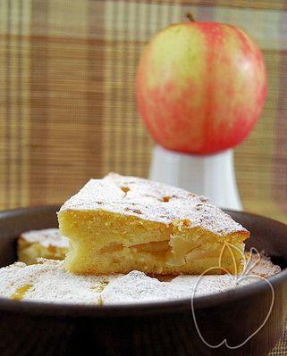 Bizcocho de manzana con polenta y ricotta (19) - copia