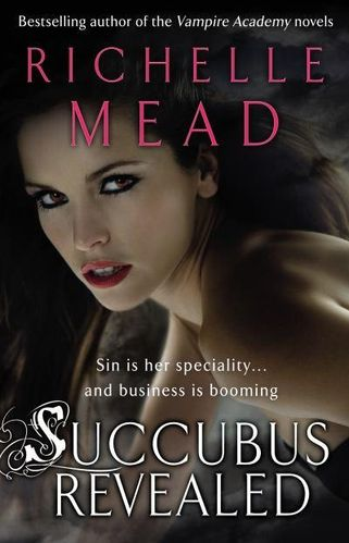 succubus 6 succubus revealed richelle mead