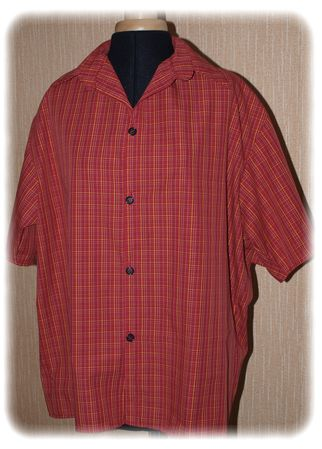 chemise fred
