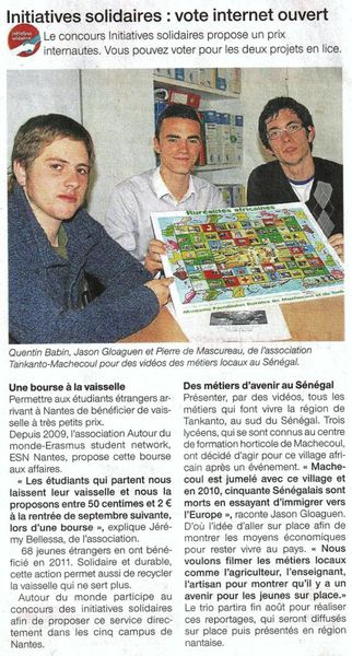 inititaives solidaires