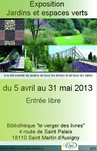 Exposition Jardins et Espaces Verts
