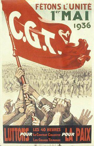 cgt 1936 congés payés
