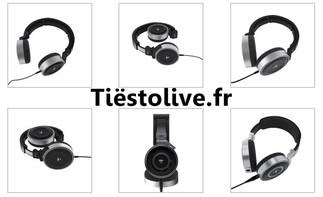 Ti&#xEB;sto AKG - Tiesto headphone AKG-67-167-267.