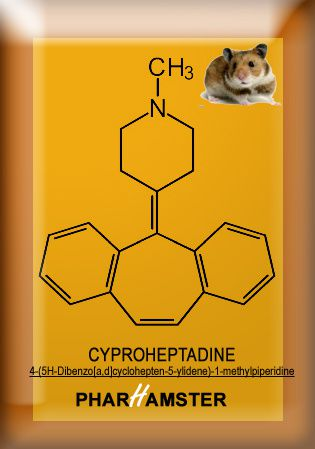 CYPROHEPTADINE copie