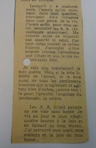 ARCHIVES BSG BRUXELLES 202b gazette de liège 15.11.1976