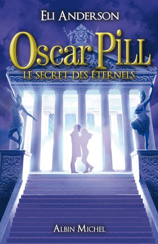 couverture Oscar Pill