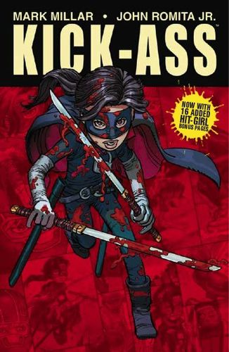 Kick Ass Hit Girl cover