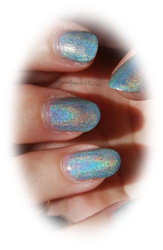 cyantrace holo n°5 lmcosmetic (22) bis