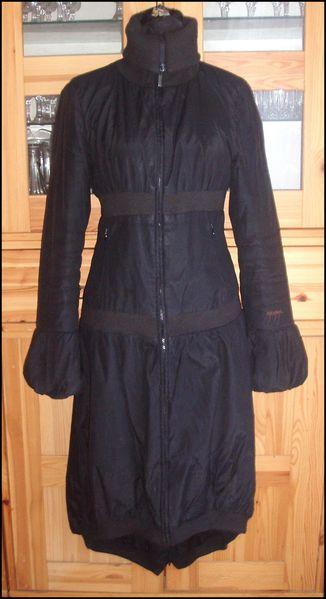 manteau cop copine Myrtille noir 3