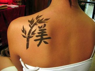 Chinese Tattoos on Chinese Tattoos 17