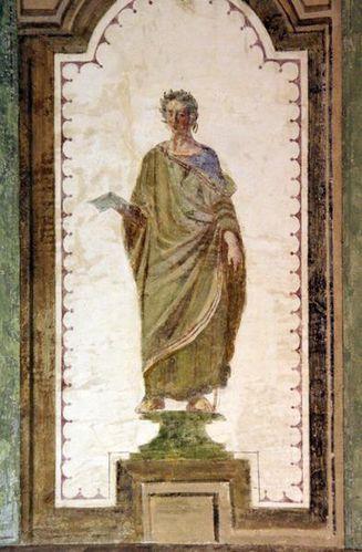 444b4 Rome, la poste, ex-monastère