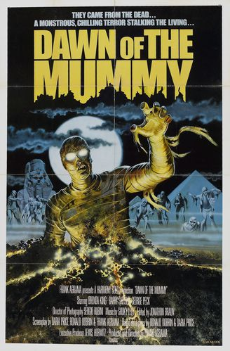 dawn of mummy poster 01
