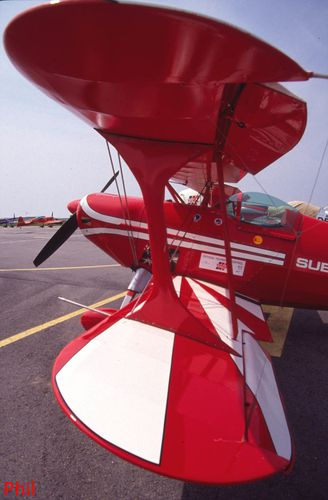 Pitts S1B N8671 2