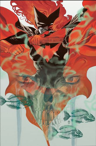 Batwoman1-cover-clr Small