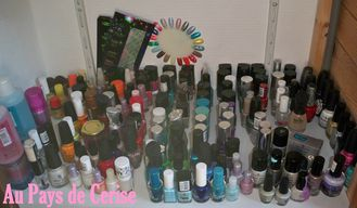 collection vernis