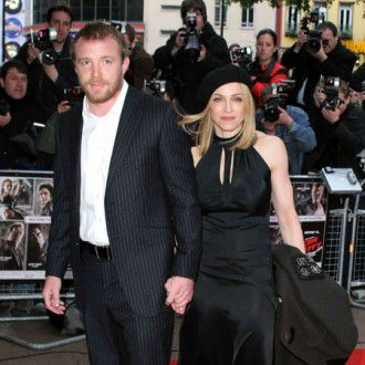 Madonna Moving Back to London?