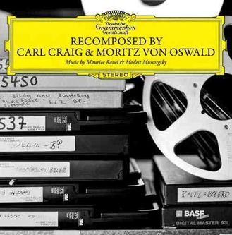 Carl Craig M von Oswald recomposed