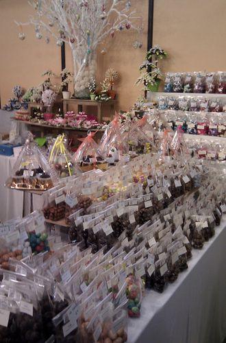 stand salon chocolat
