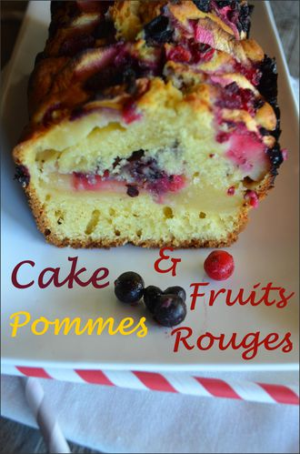CAKE FRUITS ROUGE0017