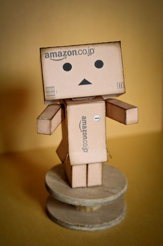 Danbo RED (1 sur 2)