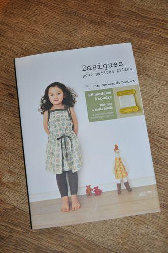 Basiques pour petite fille (couture japonaise)