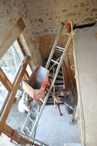 escalier 0084