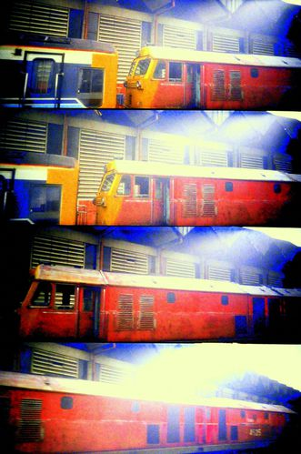 TRAIN SAMPLER SATURATION