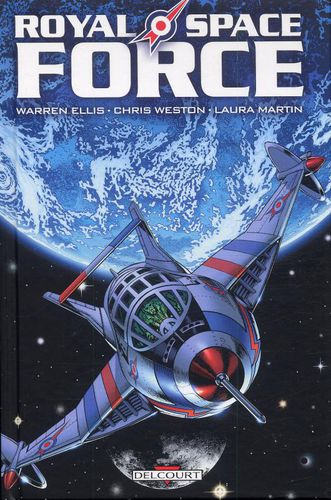 royal space force couv