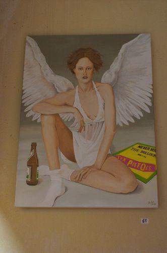 61- L'ange égaré