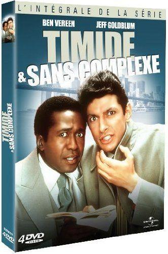 Timide et sans complexe l'intégrale de la série DVD
