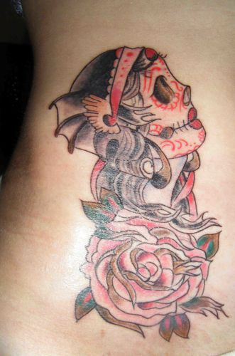 Pin tatouage crane mexicain old school 4 modele heqoeu on pinterest - Tattoo crane mexicain ...