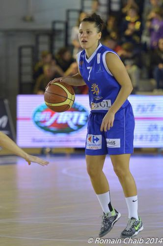 Ingrid TANQUERAY (Montpellier) - Romain CHAIB