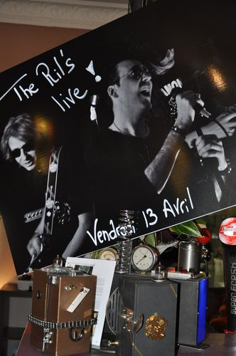 L'Ardoise Ril's Live