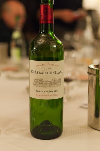 chateau du glana 2010