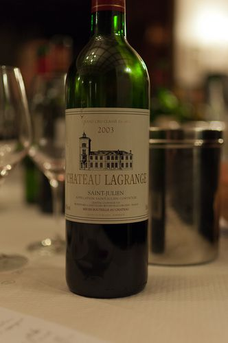 chateau lagrange 2003