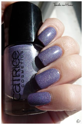 Catrice Dirty Berry 5