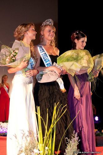 miss dreux agglo 2011 dauphines---