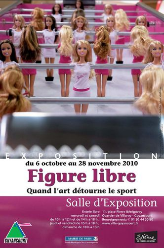 AFFICHE FIGURE LIBRE
